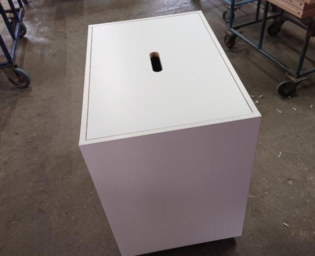 アクリル収納BOX